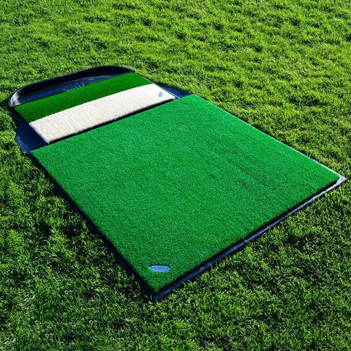 golf mats pro outlet x practice driving mat custom range hitting turf product