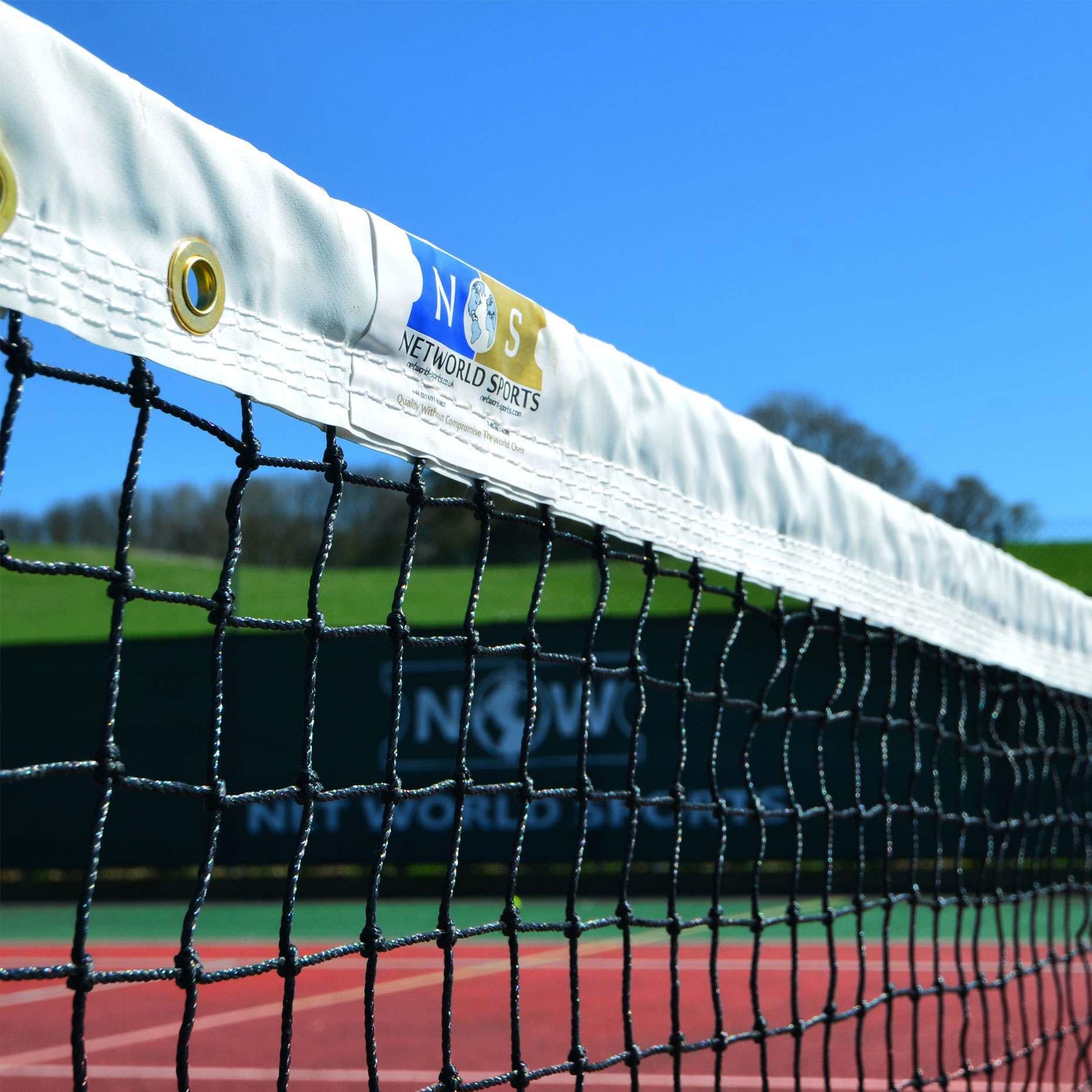 2.5mm Tennis Net - Twine