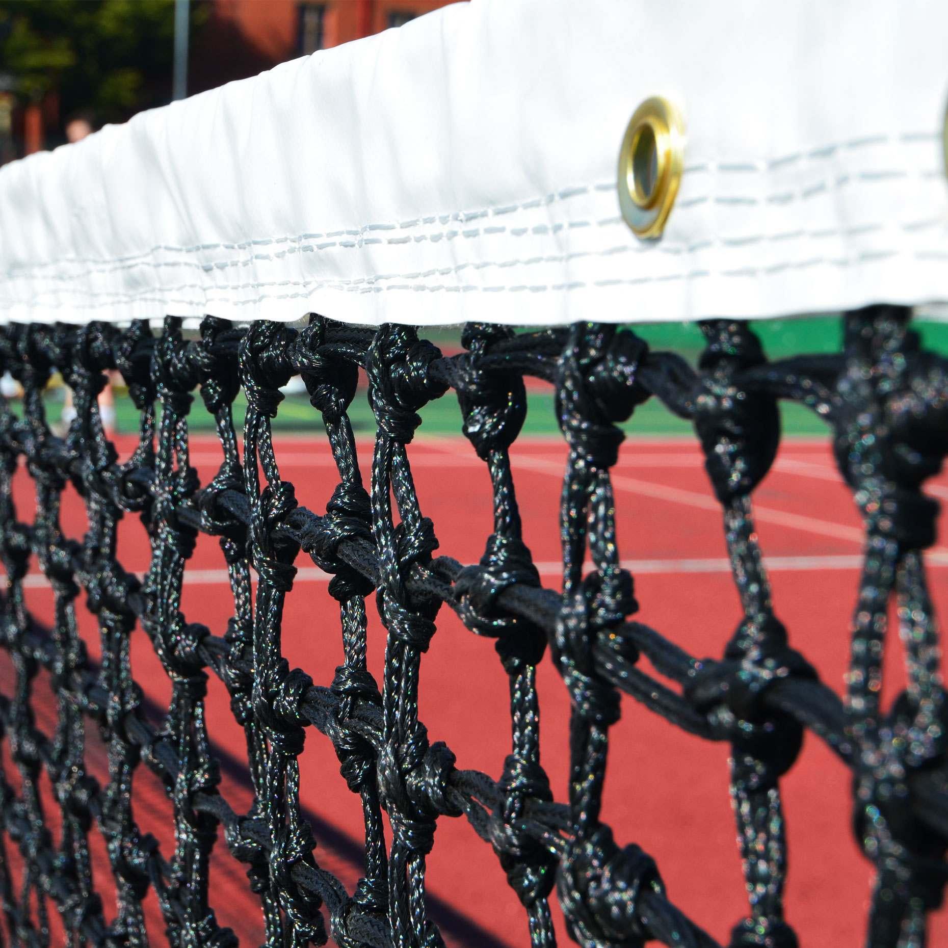 3.5mm DT Championship Tennis Net Banding & Eyelets