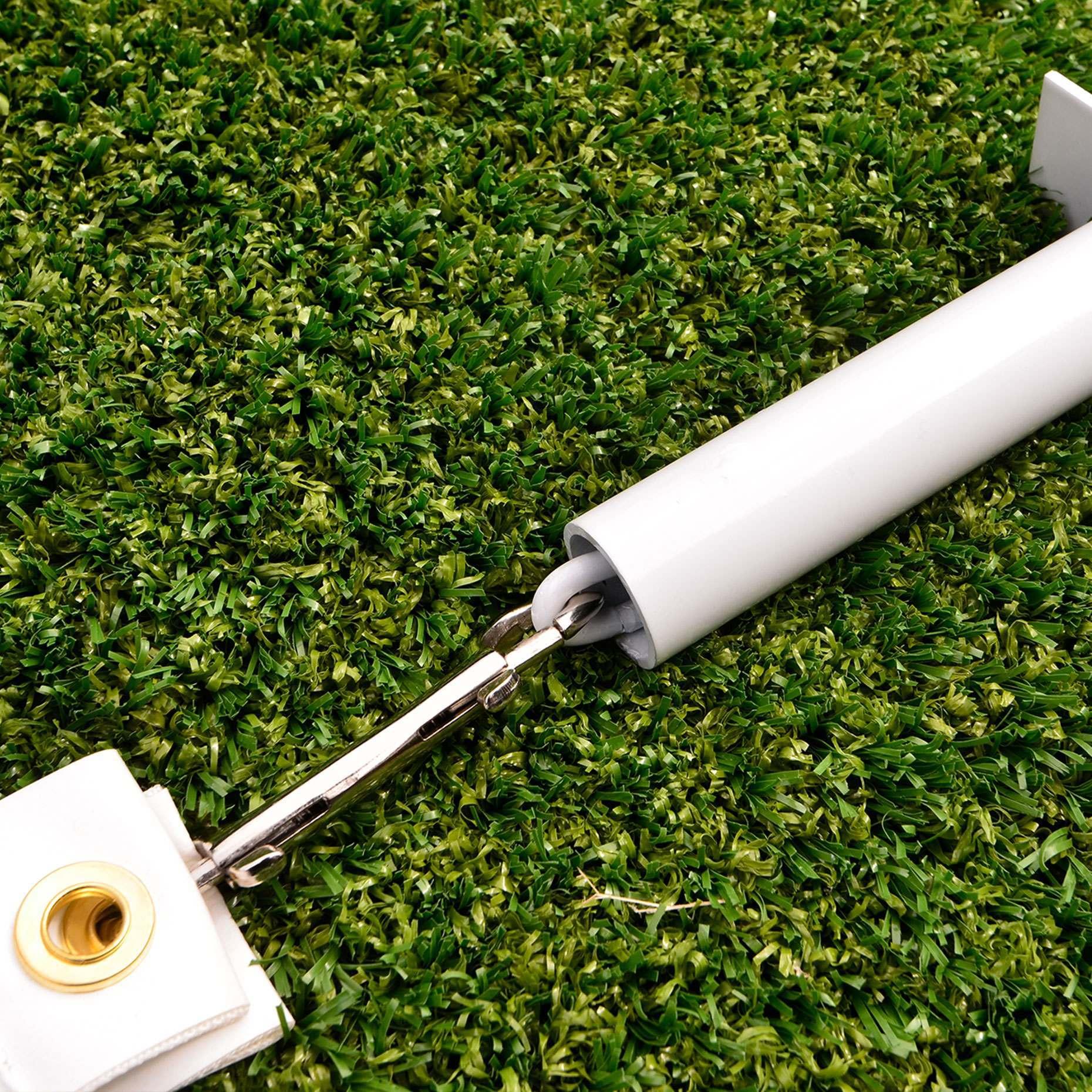 Tennis Centre Strap Ground Socket